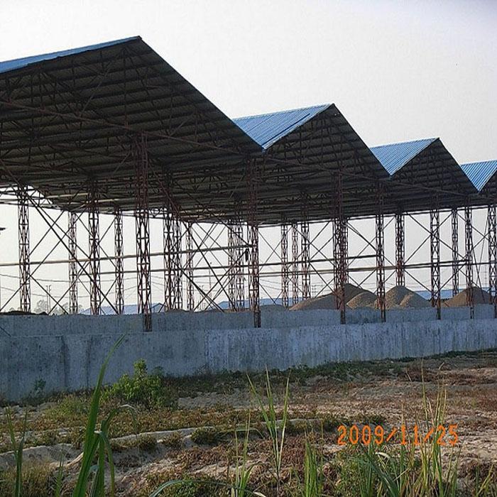 钢结构搭棚