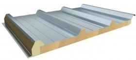 岩棉彩钢板在建筑行业中占据举足轻重的地位
