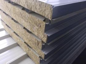 浅谈岩棉夹芯板的分类与构造