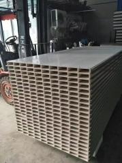 岩棉彩钢夹芯板性能特征及施工要点