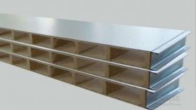 聚氨酯夹芯板生产线的特点与方式介绍