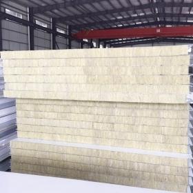 岩棉夹芯板应用范围广泛