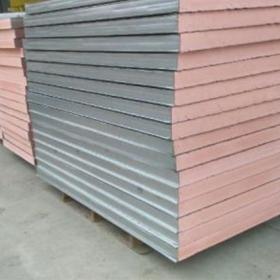 安装岩棉板