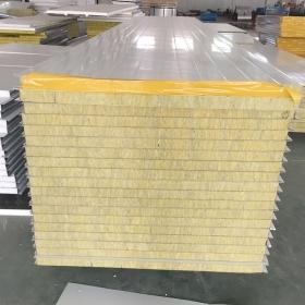 安装防火岩棉板