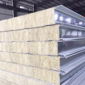 防火岩棉夹芯板的分类与结构