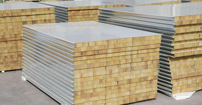 1150岩棉夹芯板